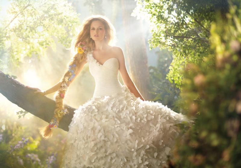 robes de mariées sur un guide en ligne