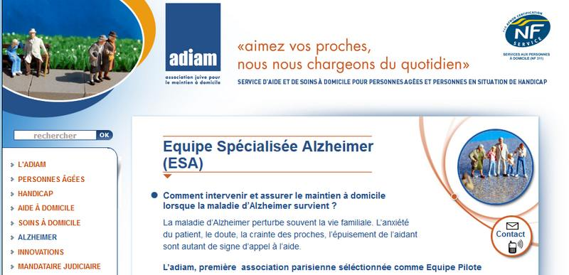 association alzheimer paris