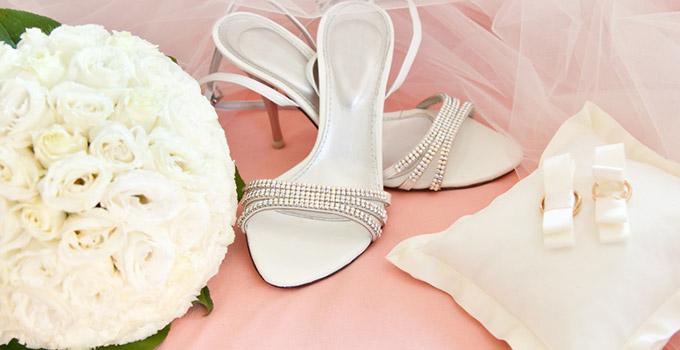 accessoires pour mariée et marié