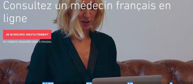 Adresse de médecins français en ligne si vous partez à Londres