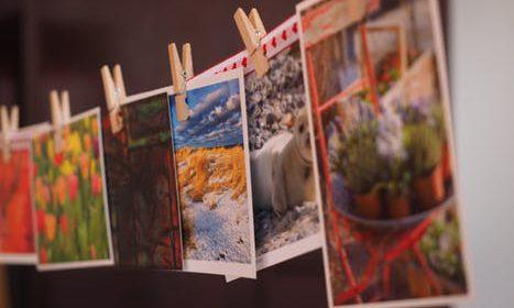 Les mamans aussi collectionnent les timbres