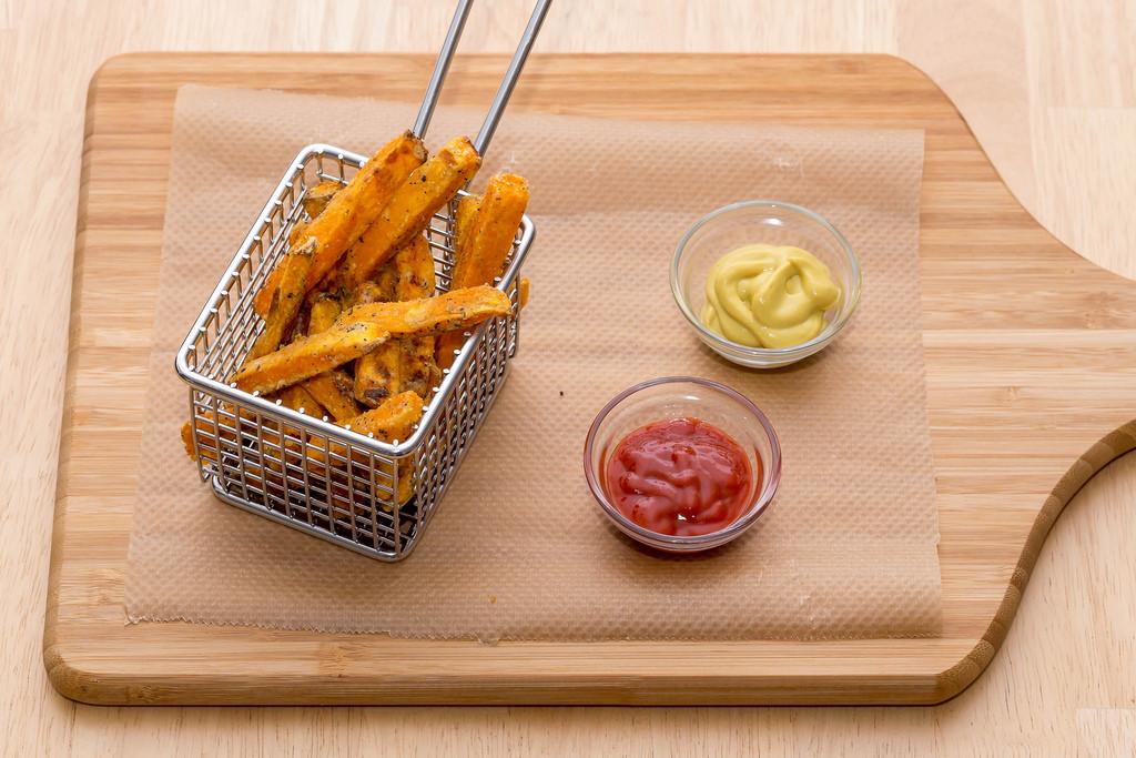frites saines friteuse sans huile