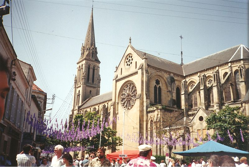 Eglise Périgord Bergerac