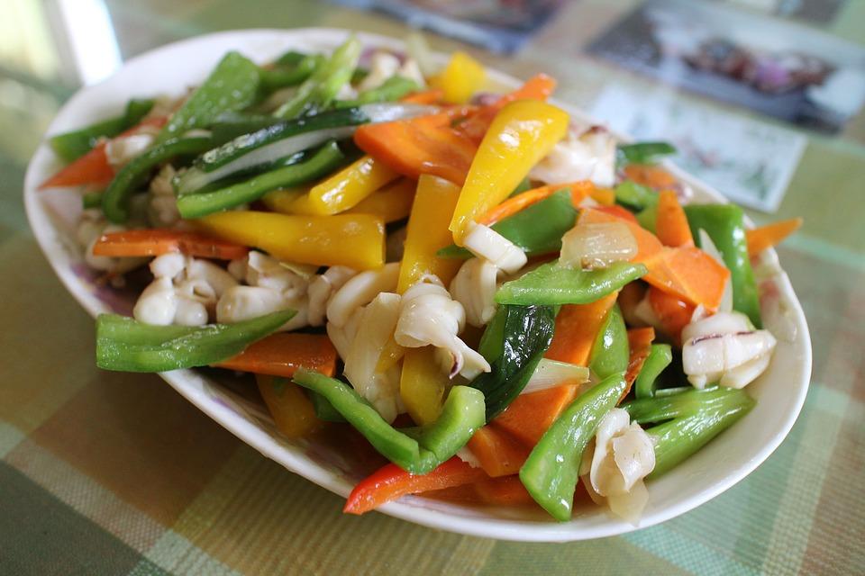 cuisiner légumes friteuse sans huile