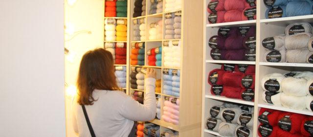 J'ai enfin trouvé un magasin de laines pas cher sur internet